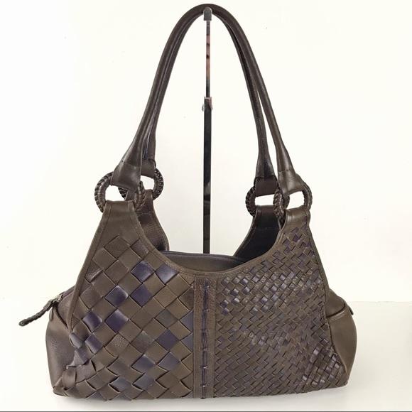 RADLEY LONDON Handbags - Radley London Woven Leather Shoulder Bag